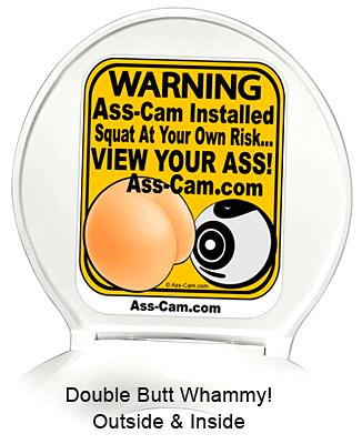 Installed Ass-Cam