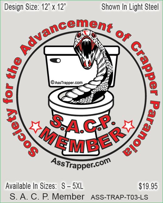 S. A. C. P. Member