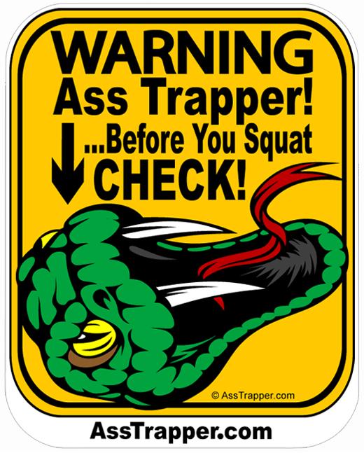 Viper Ass Trapper