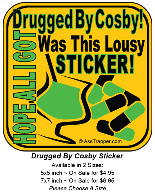 Drugged By Cosby